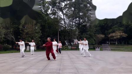 20210912_071332魏友福老师教学 陈氏太极拳