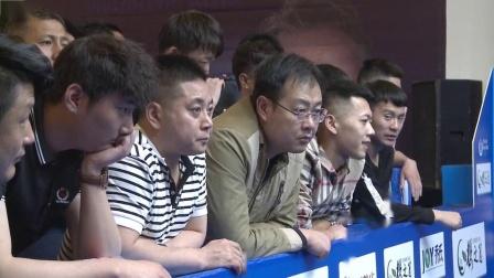 楚霸王不愧是中式台球大师赛加冕四连冠军,这清台率太恐怖了,楚秉杰vs于海涛