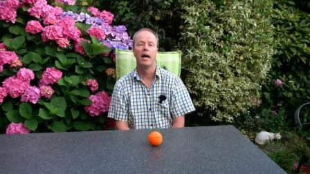 Oskar ~ Orange Soma - What makes this puzzle so delicious