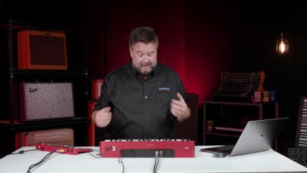 IK Multimedia UNO Synth Pro Keys演示