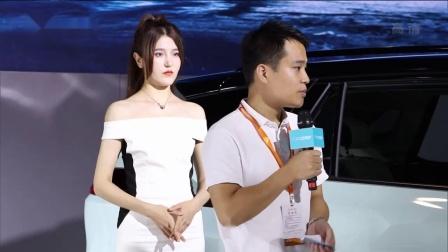 AION V Plus携广汽埃安家族车型亮相杭州车展