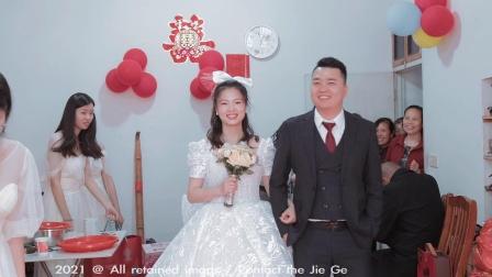 临海杰哥婚礼影像出品210427 临海婚礼 婚礼拍摄 婚礼当天拍摄 婚礼录像