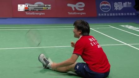 中国对日本-羽毛球决赛尤伯杯精华2021 1080p