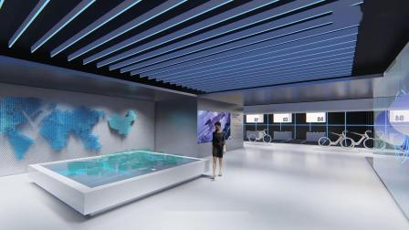 三大展厅设计技巧,帮你提升展厅视觉效果增添高级感!