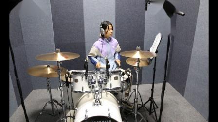 泰安七乐音乐艺术中心  李滋阳  爵士鼓演奏《鲁邦三世》
