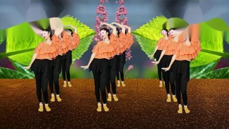 广场舞《爱的暴风雨》跳舞让我健康让我更快乐