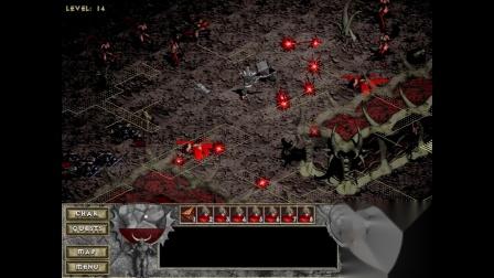 《暗黑破坏神:地狱火》地图清理大师 野蛮人05