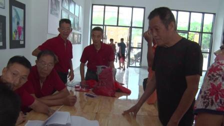 蚶江村老人协会欢度2021重阳节