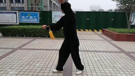 龙行剑(崔扎根先生)