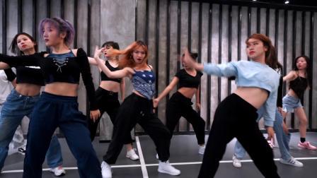 【0基础教练班】想要成为明星街舞老师的你,快来和我一起吧~
