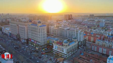 家乡的变化太大了到处都是风景《蒙古人》往日时光