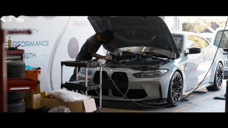 BMW G82 S58 M4 (GPF)/Stone Eddy Catted Downpipe