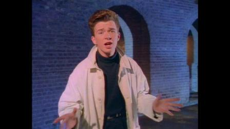 Rick Astley  Never Gonna Give You Up (Official Music Video)