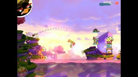 猴子解说《愤怒的小鸟2(国际版)》苹果版464关.avi