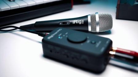 iRig Stream Pro 4进2出直播音频接口简介