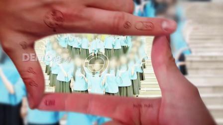 ae片头 pr模板 633创意手势摄像效果同学毕业纪念电子相册视频ae模板 视频制作
