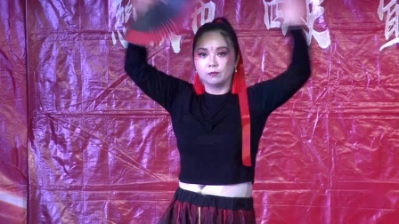舞蹈《骁·书简舞》串烧 杨小丽舞蹈团队(镇前村文化礼堂)2021.10.21