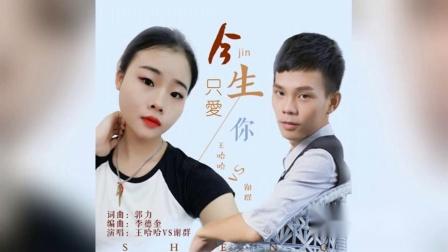 谢群+王哈哈-今生只爱你 红日蓝月KTV推介