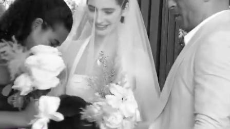 【游民星空】范迪塞尔参加保罗沃克女儿婚礼