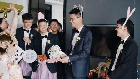 October 23, 2021【Mr. JIANG&Ms. SHEN】婚礼快剪