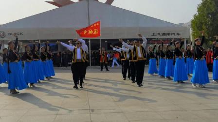 新疆舞:我要去新疆摘棉花