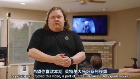【官方双语】从未有过PC的我司剪辑——英特尔科技大升级Mark篇(赞助) #linus谈科技