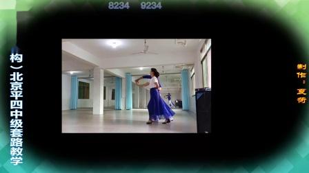 (某家培训机构)北京平四中级套路教学
