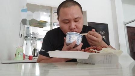 江西小炒店品测烧土豆味道怎么样