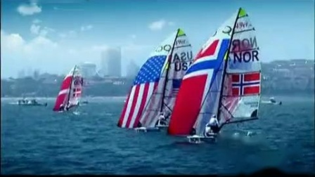 帆船之都魅力青岛形象宣传片05秒
