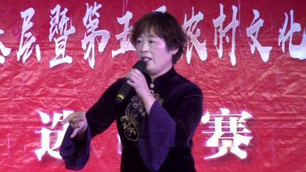 越剧《玉堂春》选段 孙建英(三灶村文化礼堂)2021.10.21