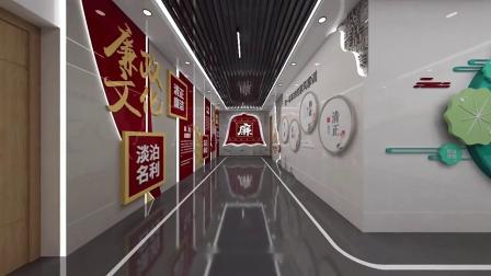 展厅空间面积小,如何营造出恢弘大气的既视感?