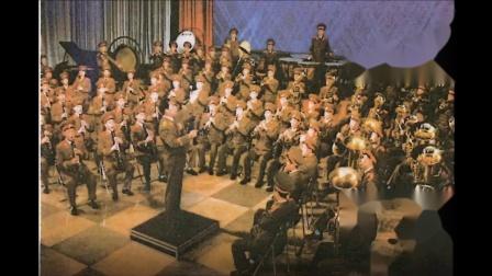 请看我们 迎旗曲 爱国歌 金正日同志是我们的最高司令官 欢迎曲 迎接曲 检阅曲 胜利的阅兵式 信号曲.flv
