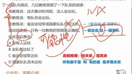 2022北京市考笔试系统班-真题演练:2018副省级差异题-判断