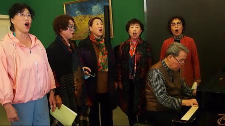 刘兴仁美声教学练唱-歌唱祖国(女声)