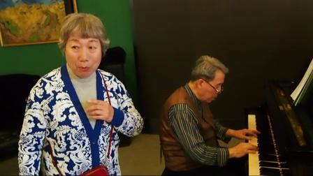 刘兴仁美声教学练唱-歌唱祖国(女声独唱)
