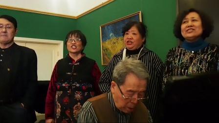 刘兴仁美声教学练唱-歌唱祖国