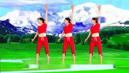 有氧运动《动感腰腹健身操》加速脂肪分解~