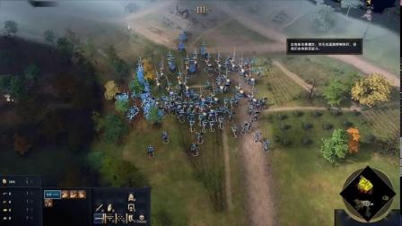 【转载夢逝影】《帝国时代4》诺曼底王朝战役5.1141 第一次林肯战