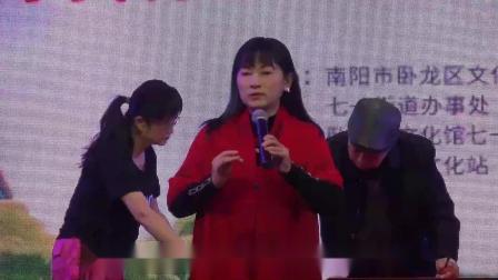 豫剧选段(祖国的大建设)(国泰民安)演唱:杨建玲、吴晓燕 视频摄制熊中志