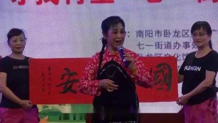 豫剧选段(辕门外三声炮)(清凌凌的水)演唱:翁世才、宋耀荣 视频摄制熊中志