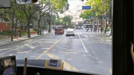 【巴士三公司】北安跨线公交车(S2S-0197)(国康路四平路-曹杨路兰溪路)