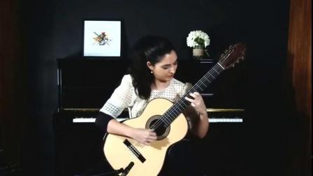 古典吉他演奏--《西班牙小夜曲》
