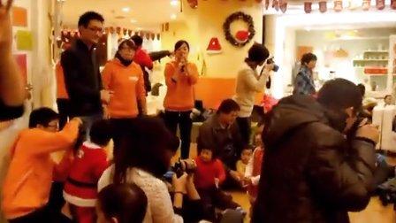 2012圣诞节桂林金宝贝活动