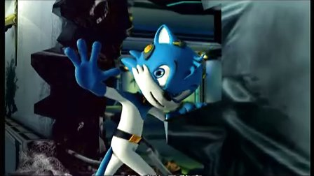 蓝猫龙骑团 第001集 龙骑手镯