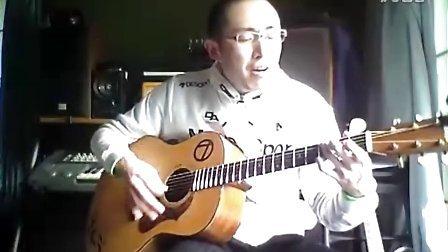 YUI cover Rolling star guitar k.natsu