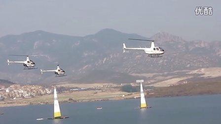2011莱芜国际航空节—直升机编队通场