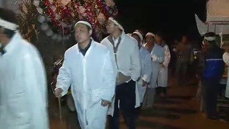 陕西 西安 蓝田 小寨乡二伯母葬礼A01