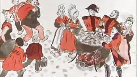 儿童绘本节目 石头汤
