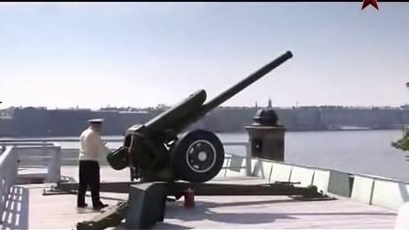 苏联制造(俄语英字)D-30 师级榴弹炮