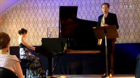 法国阿萨尔二重奏: 舒曼《柔板与快板》I
